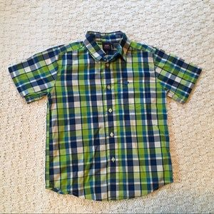 Wrangler Jeans Co Boy's Button down Shirt